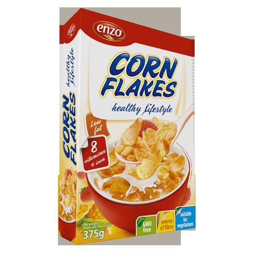 corn flakes enzo cereals