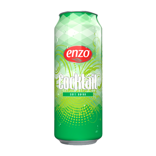 ENZO SOFT DRINKS cocktail