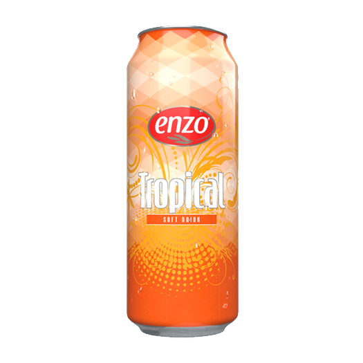 ENZO SOFT DRINK TROPICAL
