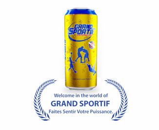 Grand Sportif drink
