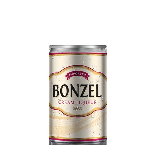 bonzel cream liqueur primero